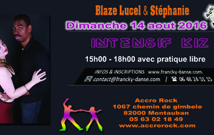 Stage Intensif de Kizomba